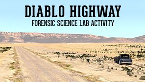 Diablo Highway Forensic Science Lab Activty